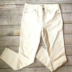 """Madewell Jeans - NWOT{Madewell} 9"""" High Riser Skinny Skinny Jean"""